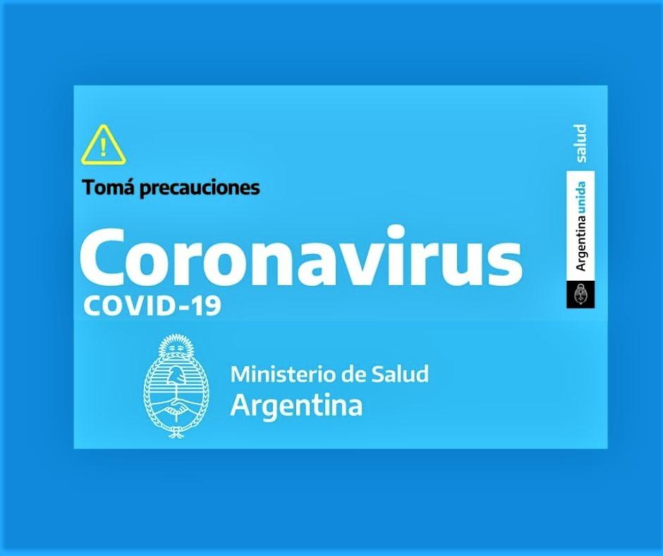 Informes diarios y prevención * Prevención Coronavirus y medid